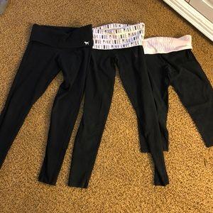Bundle of leggings !!